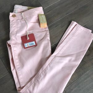 Mossimo pink skinny jeans